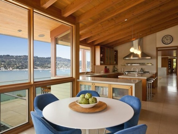 integrated kitchen dining room ideas