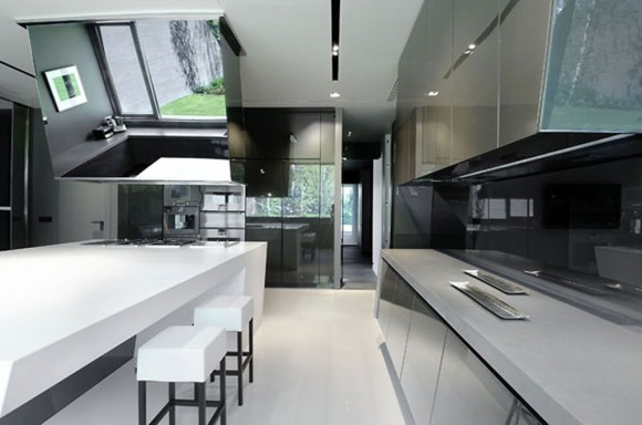 modular dynamic kitchen space ideas