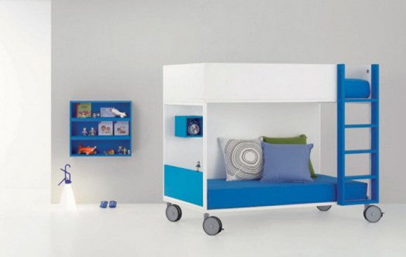 portable kids bed set ideas
