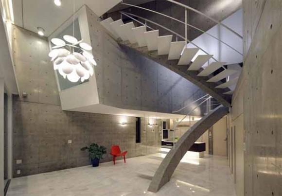powerful home staircase ideas