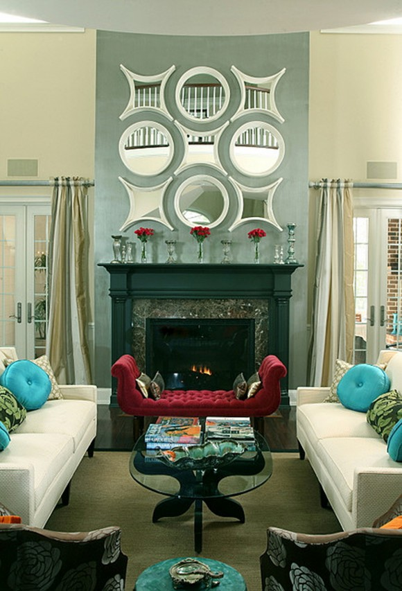 super cool fireplace mantels designs