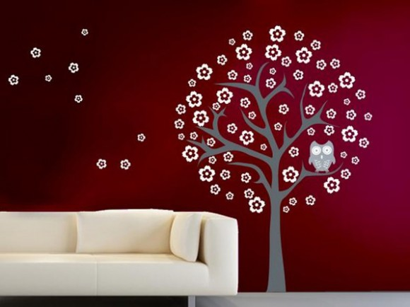 youthful wall decal inspirations