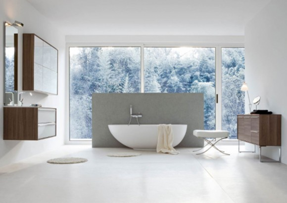 comfortable bathing space recomendations
