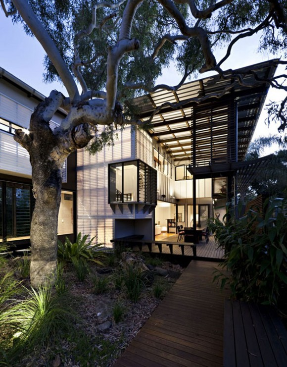 contemporary Queenslands residence designs