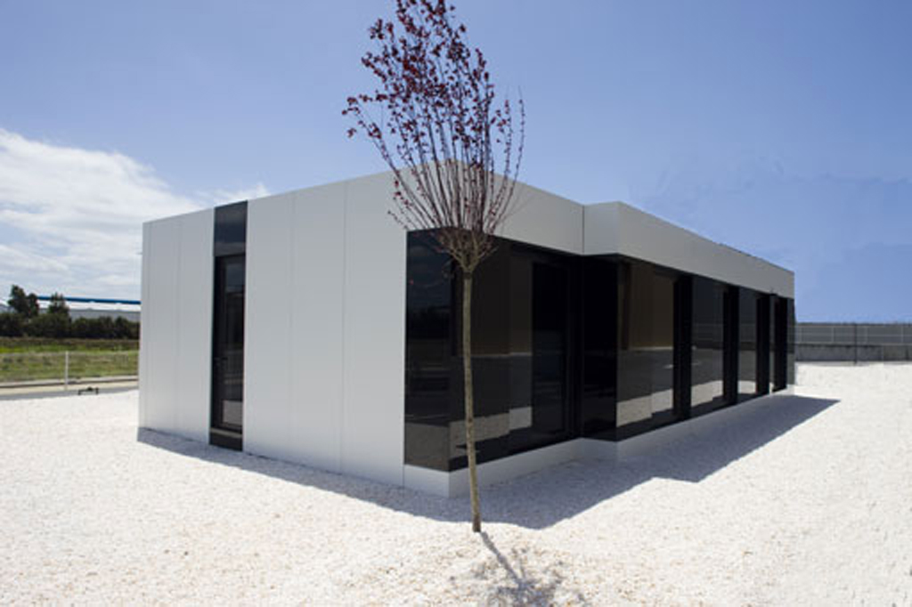 Cube Box Modular Home Designs
