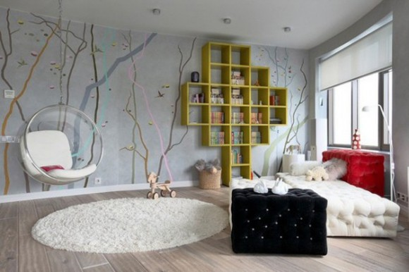 expressive modular bedroom inspirations