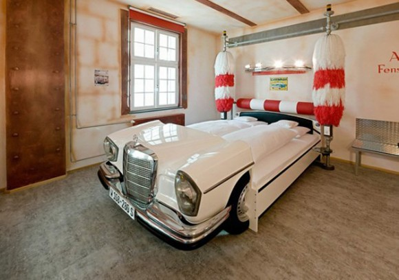 fashionable car enthusiasts room designs