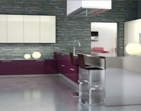 futuristic kitchen designs images