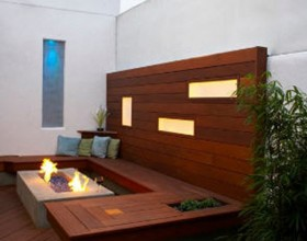 humble wooden terrace and patio constructions