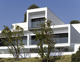 incredible modern three storeys home