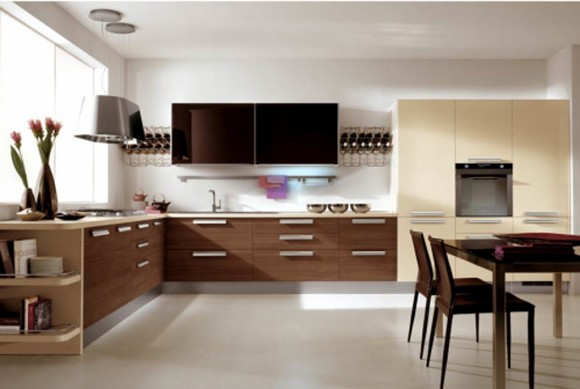 inspiring contemporary kitchen designs