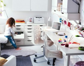 latest IKEA workspace organizations 2011