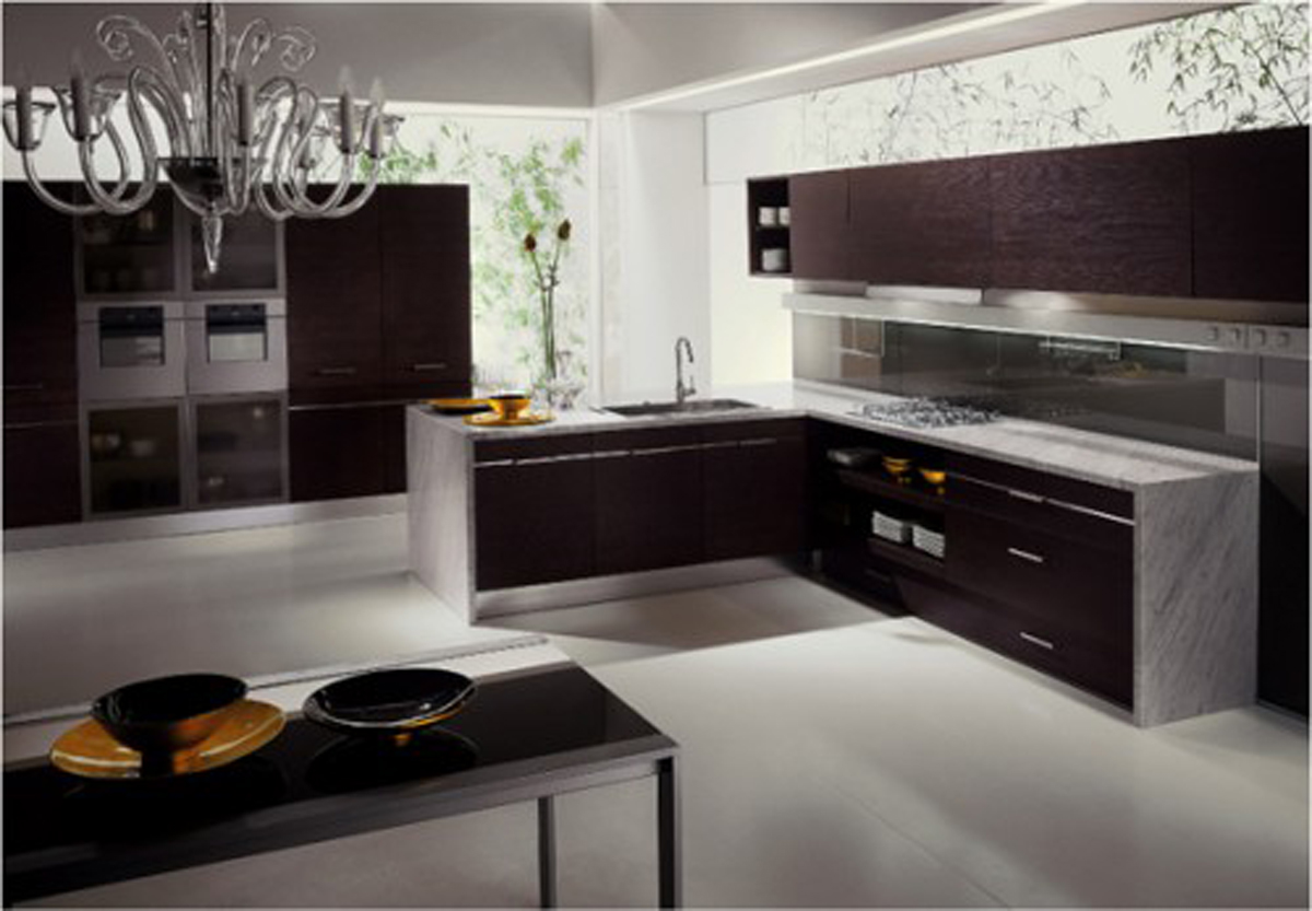 modern kitchen designs pictures