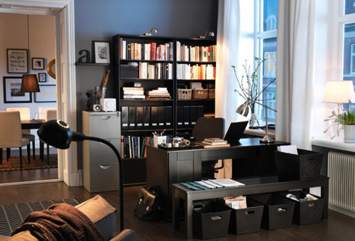 Top IKEA Home Office Design Ideas 1200 x 814 · 436 kB · jpeg