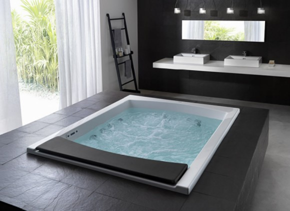 outstanding bathtub designs inspirations
