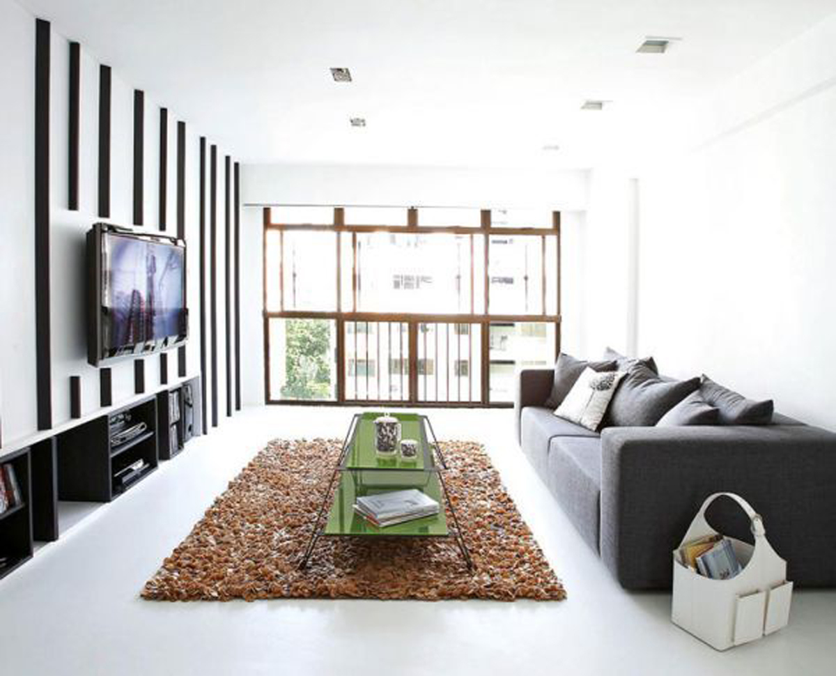 Practical simple singapore home interior one of 6 total snapshots home dezign interior - Practical home tips easy solutions ...