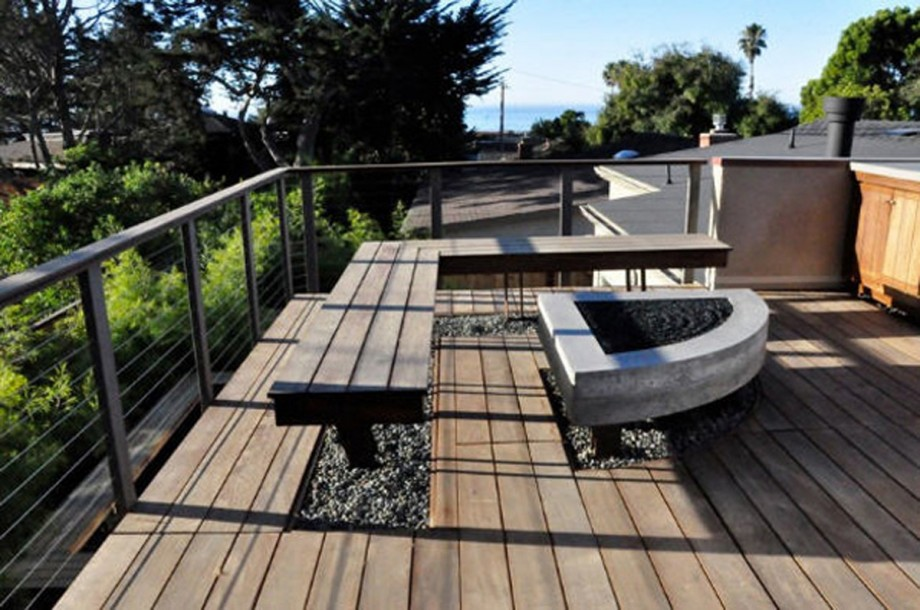 Rooftop terrace and patio designs for Rooftop deck design ideas