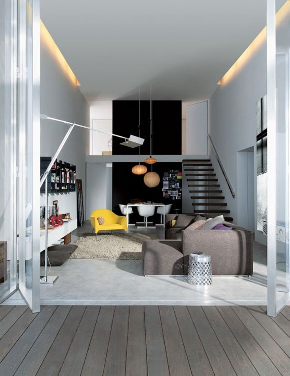 space saving 80m2 living space