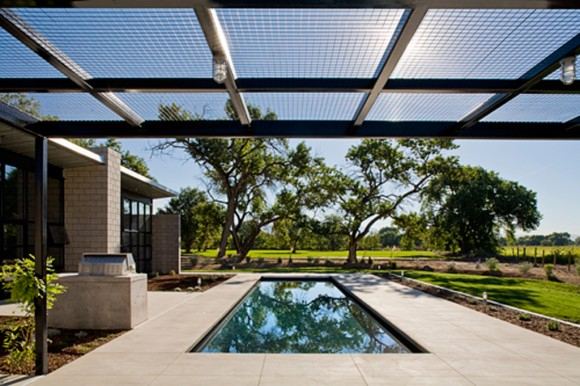 calm and comfortable sustainable home designs