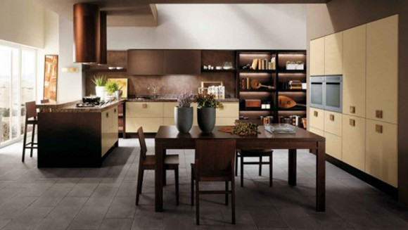 contemporary kitchen designs images