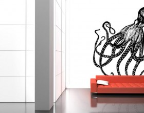 creative wall sticker designs