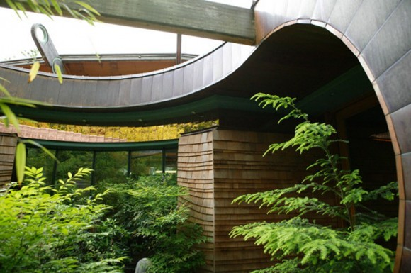 ergonomic tree residence inspirations