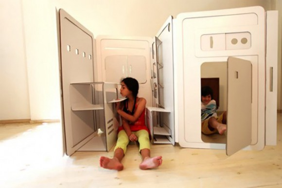 foldable kids playhouse designs