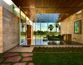 green and clean home interior plans