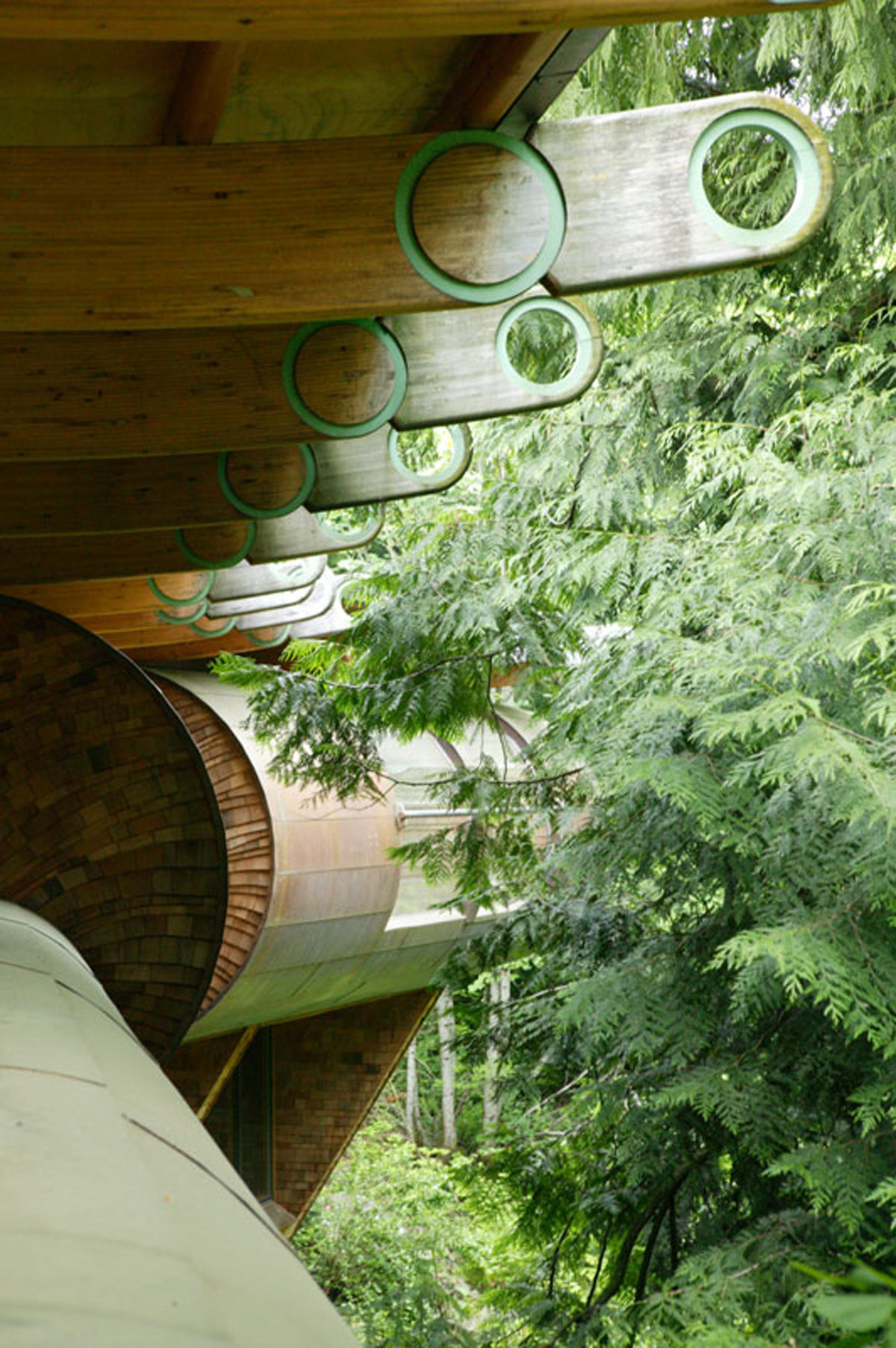 Ergonomic Wooden Tree House Designs with Contemporary Inspirations ...