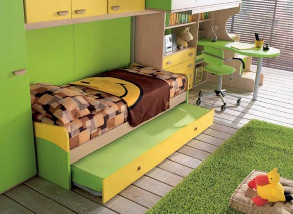 innovative kids bedroom ideas