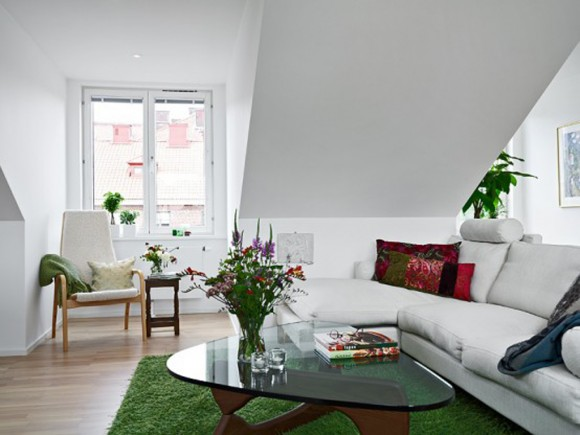 inspiring Swedish apartment inspirations