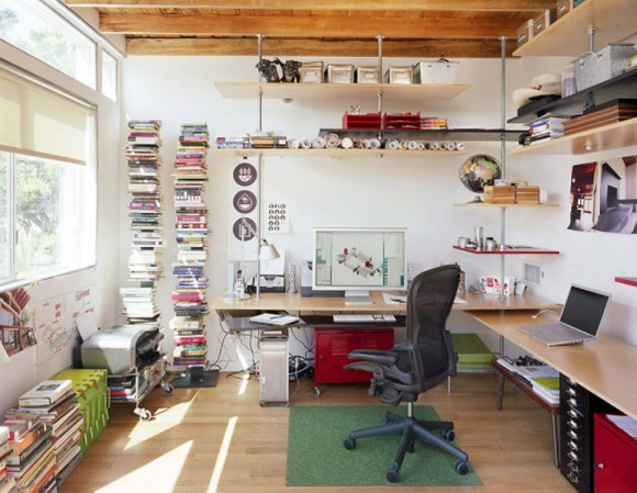 inspiring workspace designs pictures