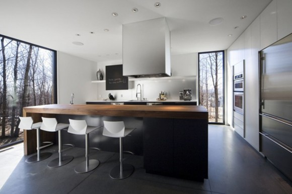 integrated kitchen space combinations