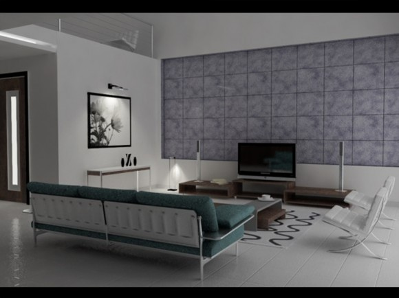 modern living room designs pictures