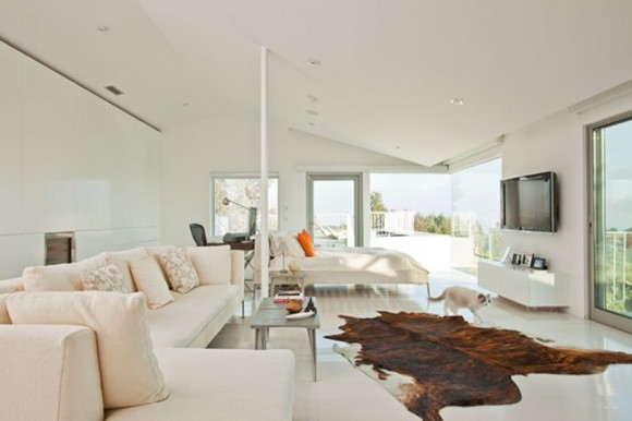 nice white living room ideas