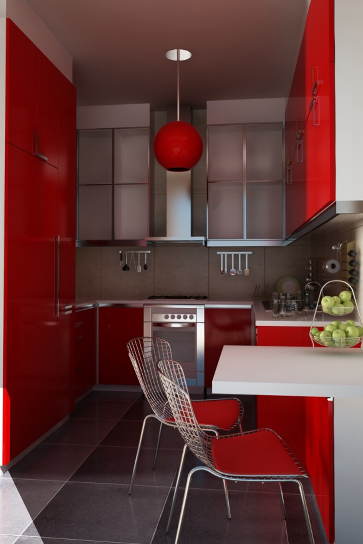 Super Cool Kitchen Designs with Stylish Layouts Plans - Iroonie.