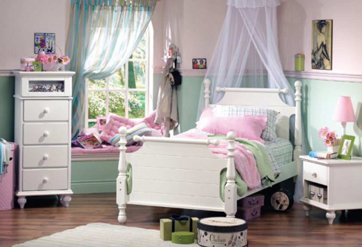 Traditional Kids Bedroom Furniture Designs