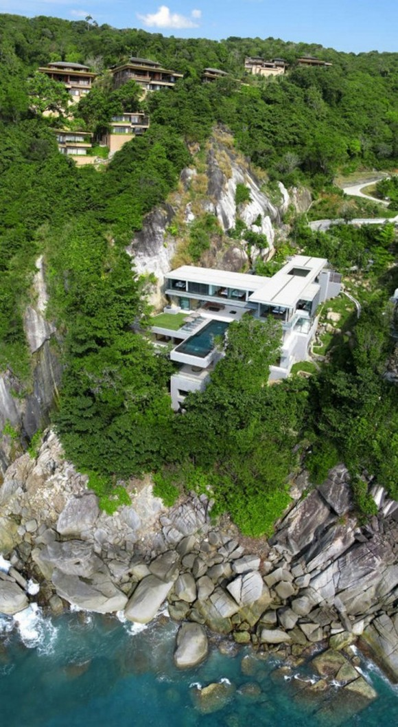 amazing beachside house architectural