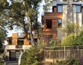 awesome hillside home designs
