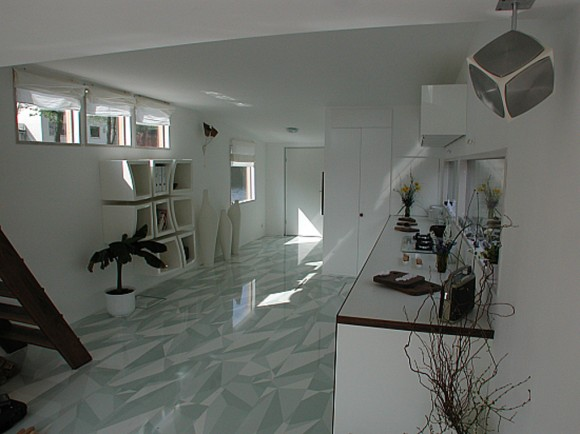 clean and clear interior landscaping