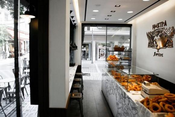 comfortable bakery interior imaginations