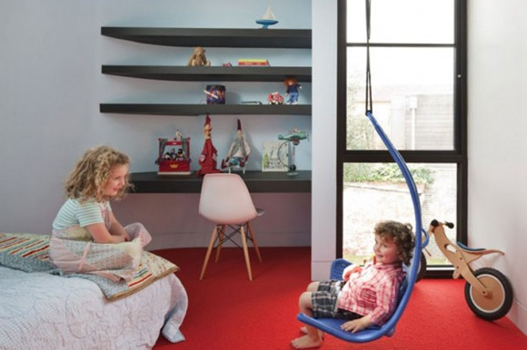 comfortable kids room inspirations