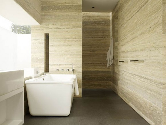 conceptual contemporary bathroom plans