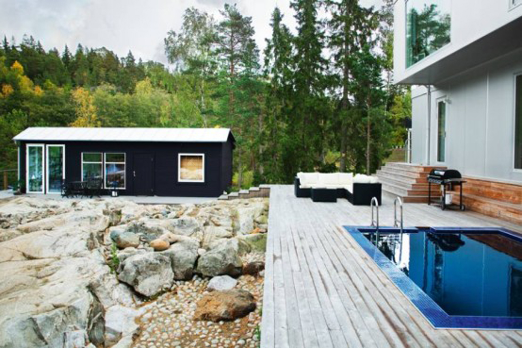 exciting scandinavian home designs with contemporary