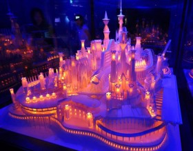 gorgeous castle miniature designs