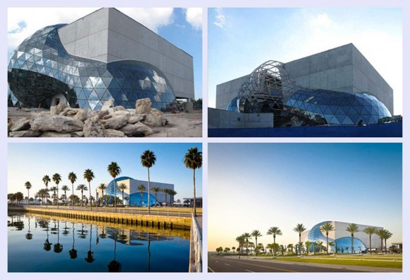 great dali museum designs