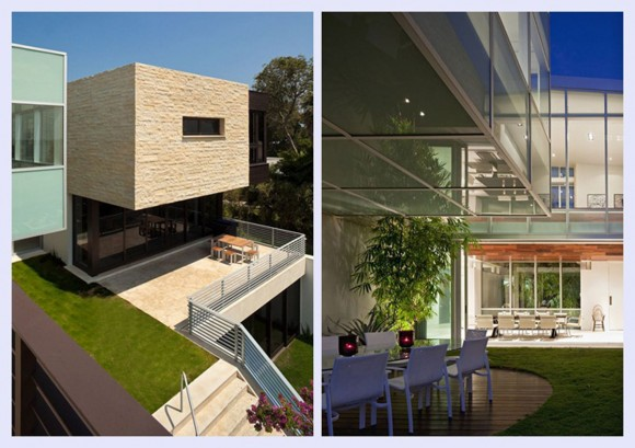 great residence architectural landscaping