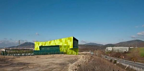 great sustainable green building