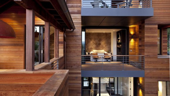 humble wooden residence inspirations