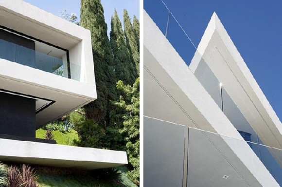 impressive modern residence inspirtaions